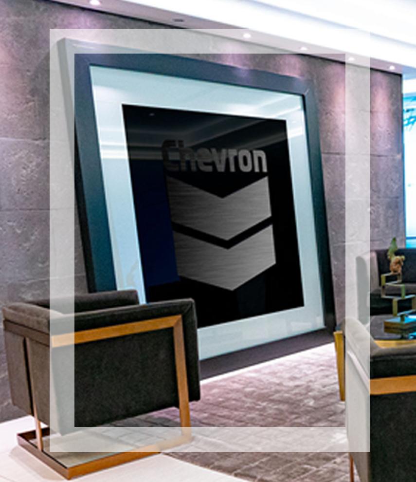 Logo Chevron Tienda